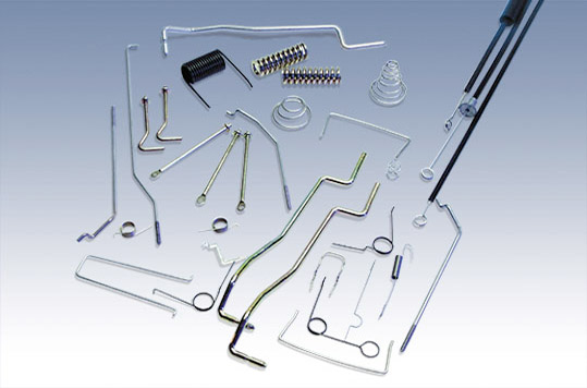 Wireforms Cables Springs